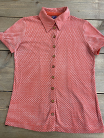 Wow to go - Pink Shirt S