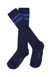 Lily Balou - Jordan Knee Socks Striped Patriot Blue