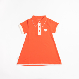 Alba of Denmark - Julie Dress Orange.Com