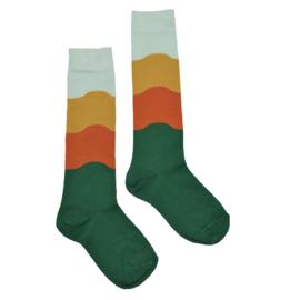 Baba Kidswear - Knee Socks Waves