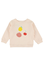 Lily Balou - Sis Embroided Sweater Creole Pink