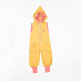 Alba of Denmark - Mio Jumpsuit Bright Gold