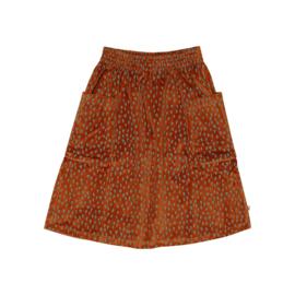 Carlijn Q - Velours Skirt Mountain Air Sparkles
