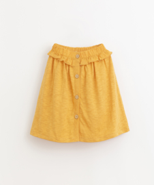 Play Up - Skirt with Button Opening Sunflower
