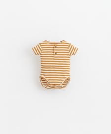 Play Up - Striped Body Hazel