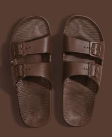 Freedom Moses - Choco Slipper