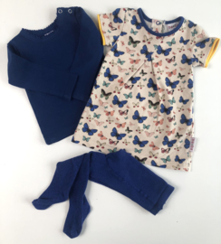 Baba - butterfly set 74