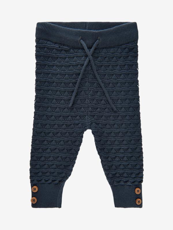 Fixoni - Pants Knit Ebony