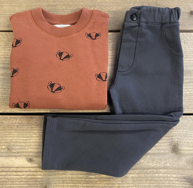 Sproet&Sprout - Sweatshirt Badger Auburn