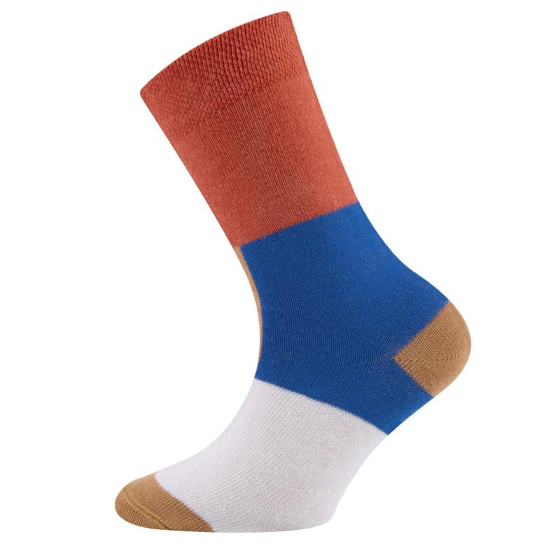 Ewers - Socken 3-Pack STREIFEN Aqua/Permanent