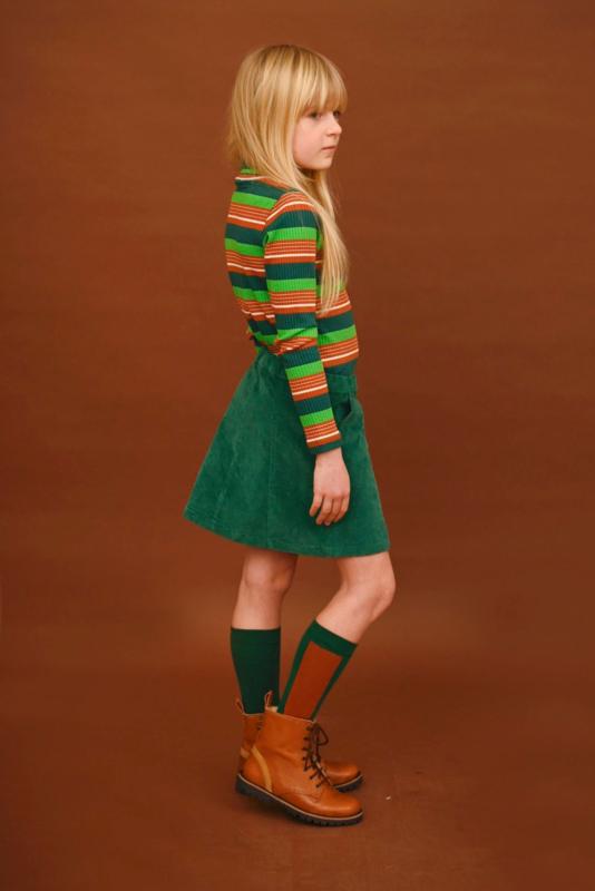 Lily Balou - Maïté Skirt Evergreen
