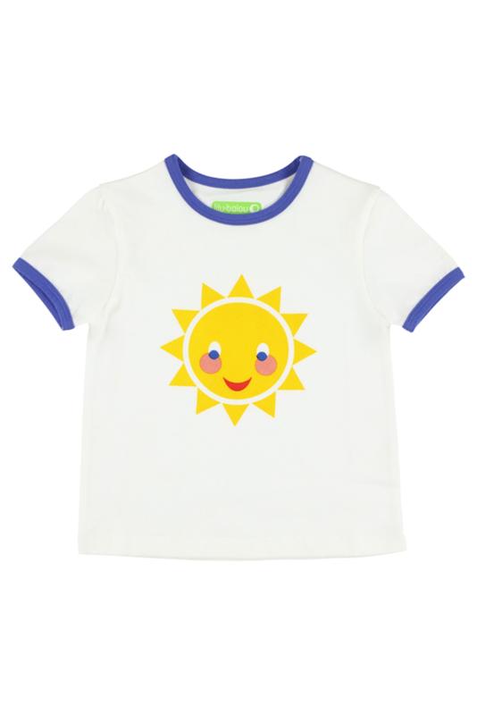Lily Balou - Billie T-Shirt Optical White