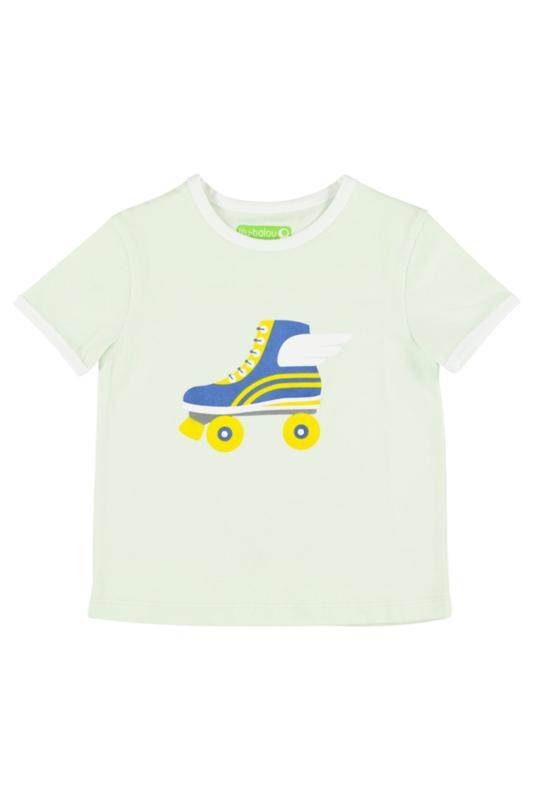 Lily Balou - Billie T-Shirt Clearly Aqua