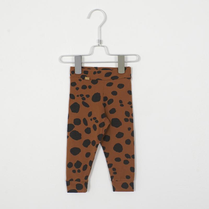 Lötiekids - Baby Leggings Dots Cinnamon