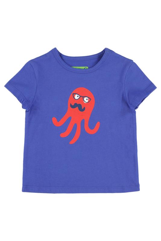 Lily Balou - Louis T-Shirt Dazzling Blue