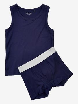 Minymo - Dark Navy BAMBOO Underwear Boys