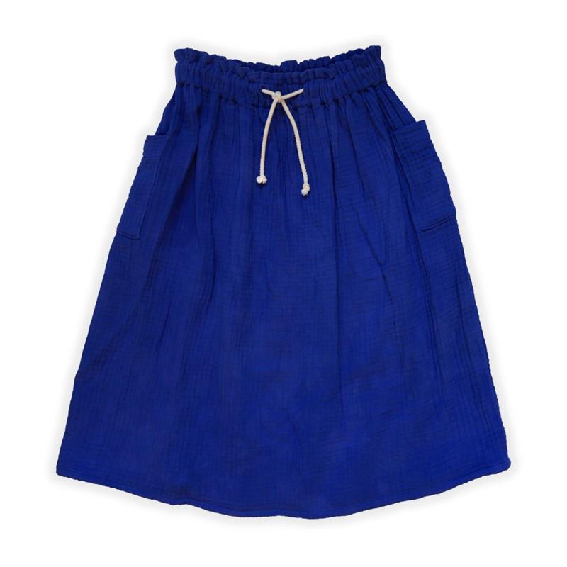 Sproet&Sprout - Maxi Skirt Cobalt Blue