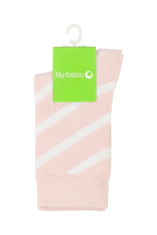 Lily Balou - Davy Socks Creole Pink