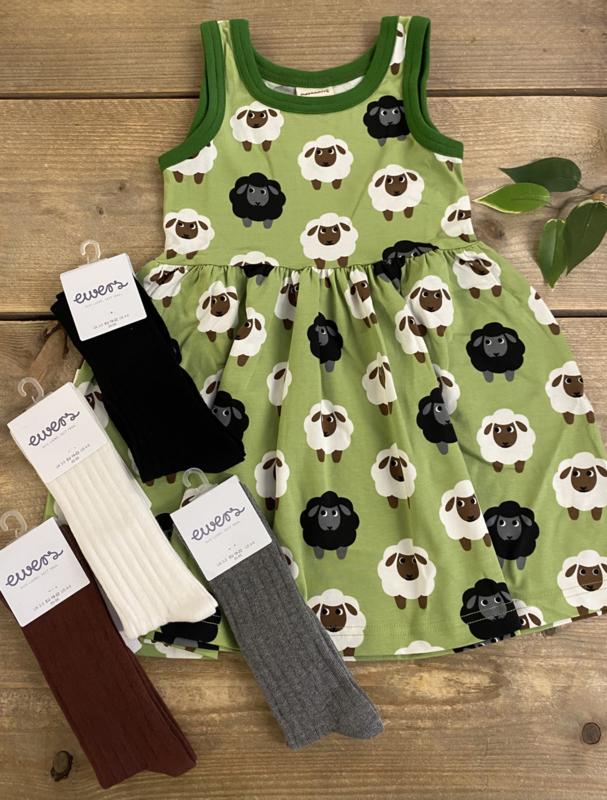 Maxomorra - Dress Spin No Sleeves Sheep
