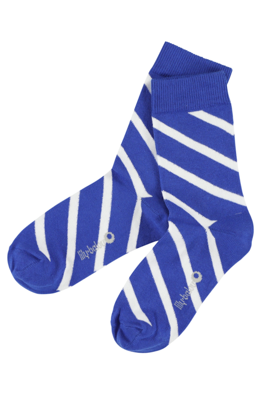 Lily Balou - Davy Socks Dazzling Blue