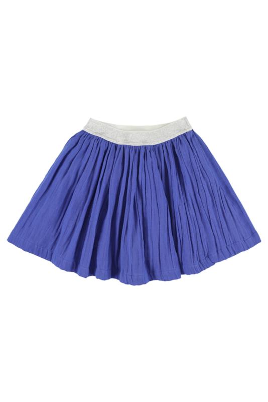 Lily Balou - Adele Skirt Dazzling Blue