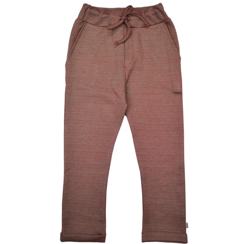 Ba*Ba Kidswear - Baggy Pants Diagonal Stripes