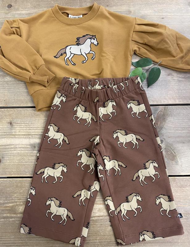 Carlijn Q - Girls Sweater Wild Horses