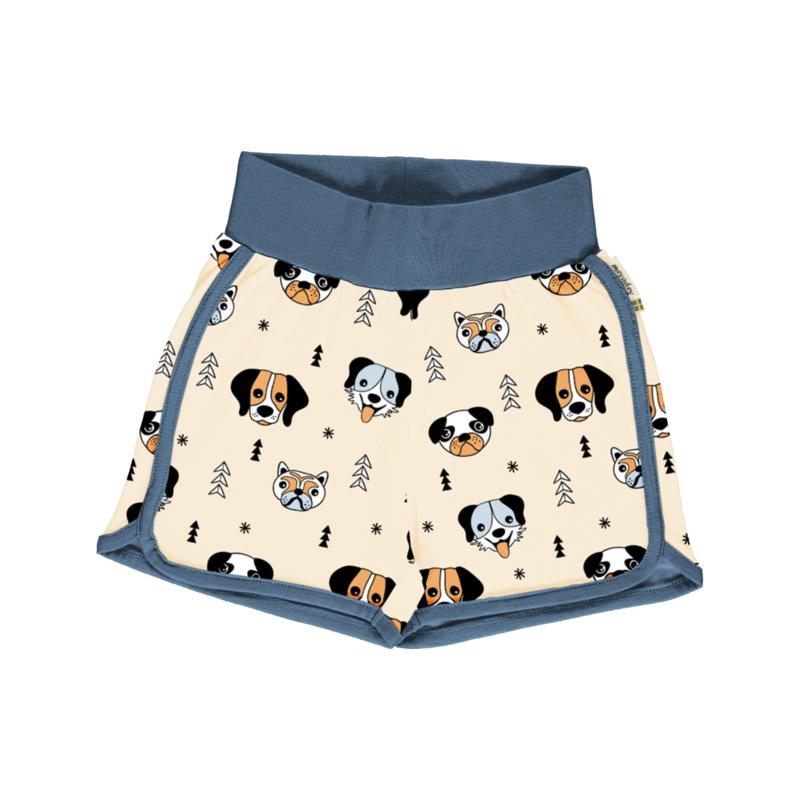 Meyadey - Runner Shorts Happy Dogs