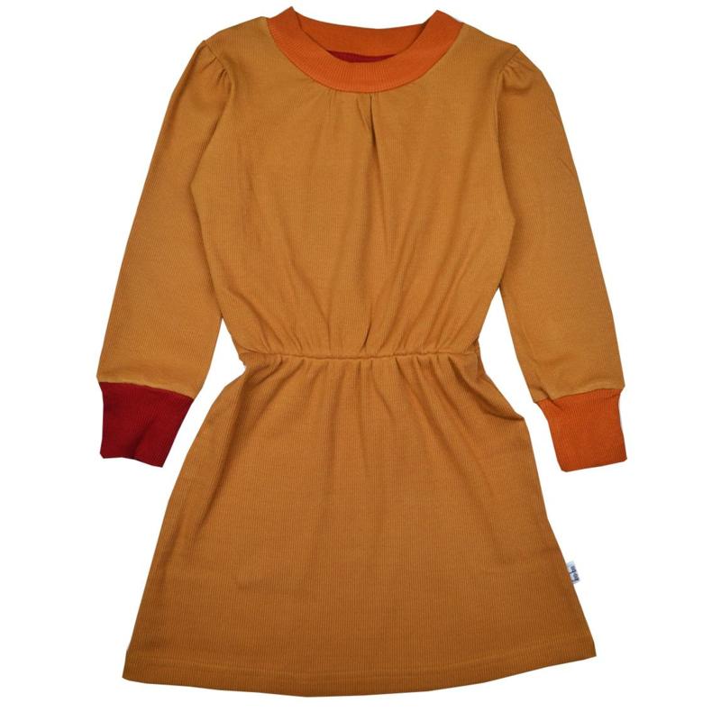 Baba - Charlie Dress Brown Sugar RIB