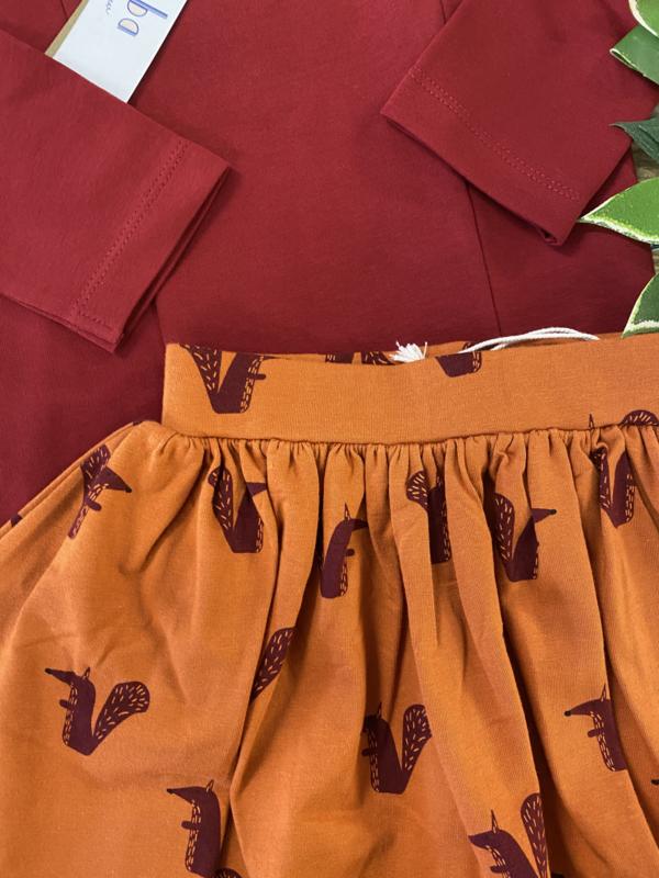 Baba - Cinar Shirt Red Dahlia