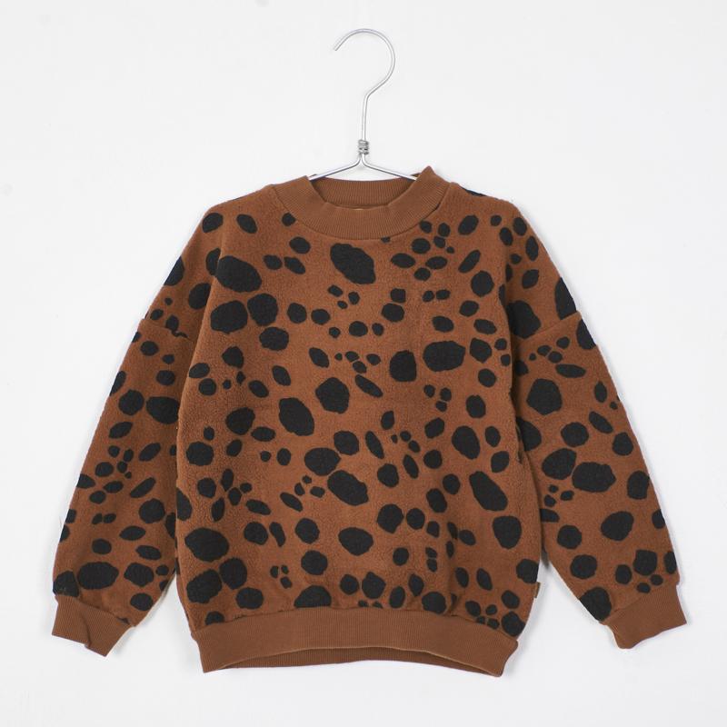 Lötiekids - Sweatshirt Dots Cinnamon
