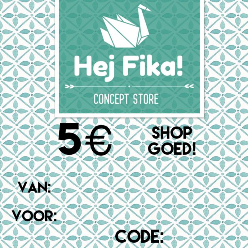 Shop Goed! t.w.v. 5 euro