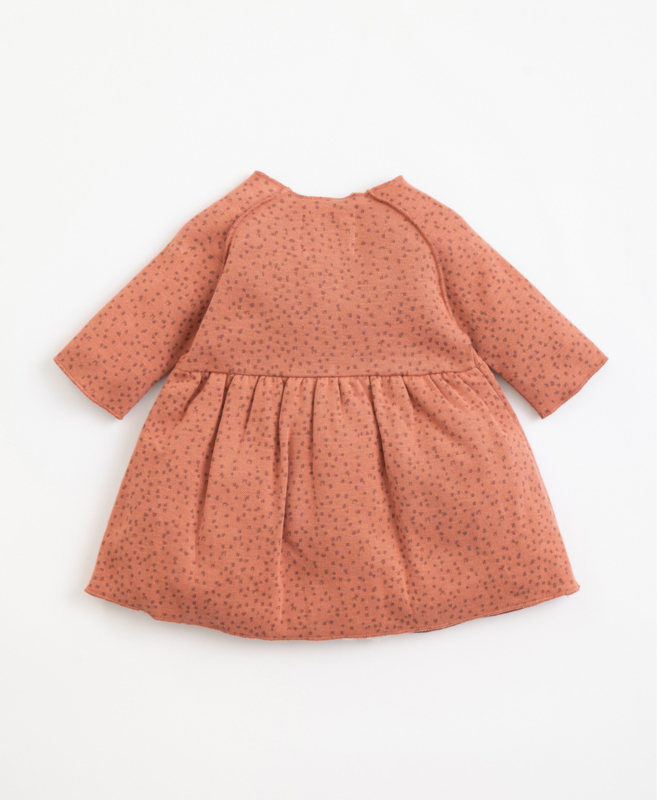 Play Up - Dress with Pattern and Front Pockets Madalena