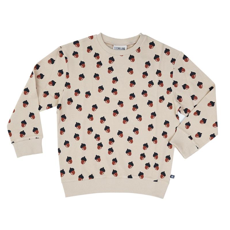Carlijn Q - Sweater Acorn Waffle