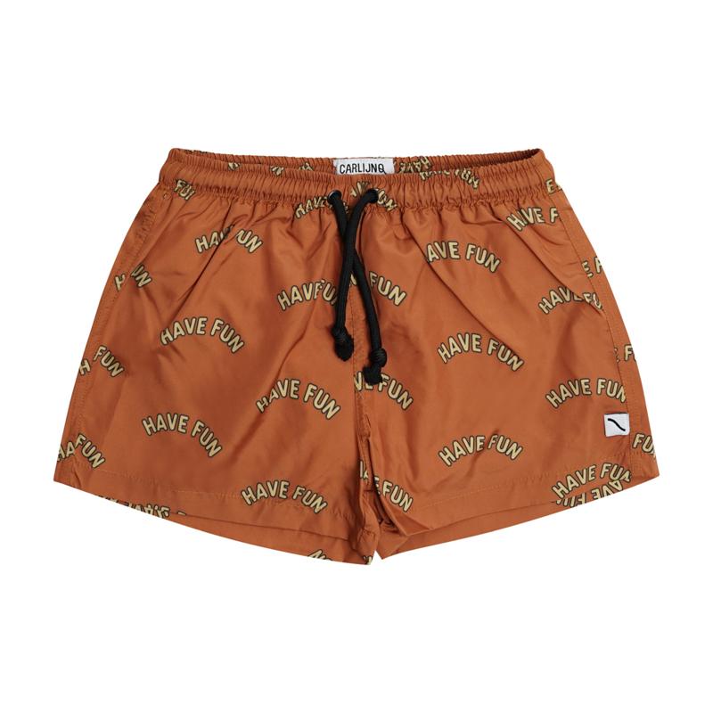 Carlijn Q - Swim Shorts Have Fun