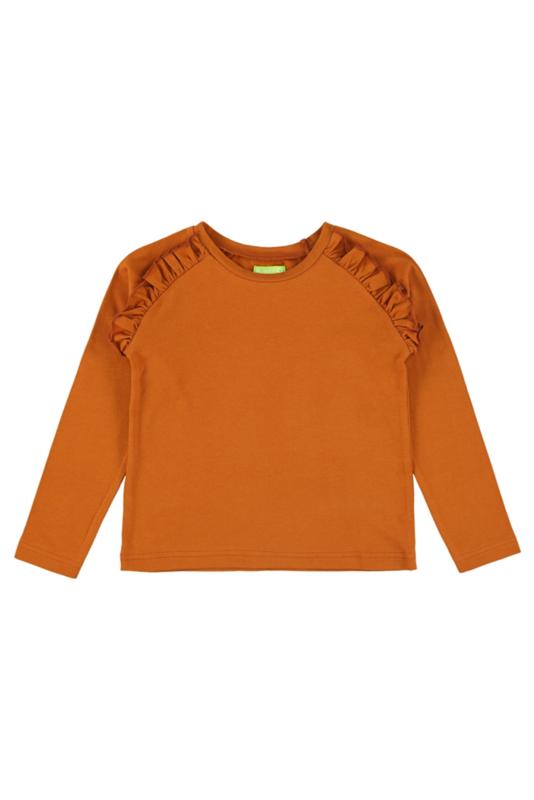 Lily Balou - Mina Shirt Rust