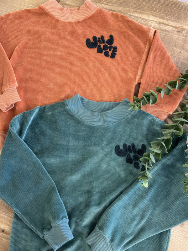 Lötiekids - Sweatshirt Solid Peach