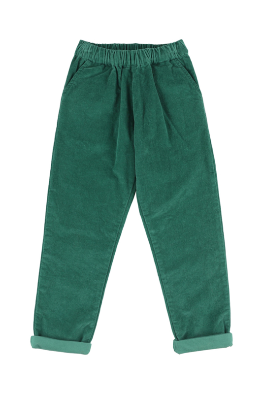 Lily Balou - Staf Trousers Evergreen