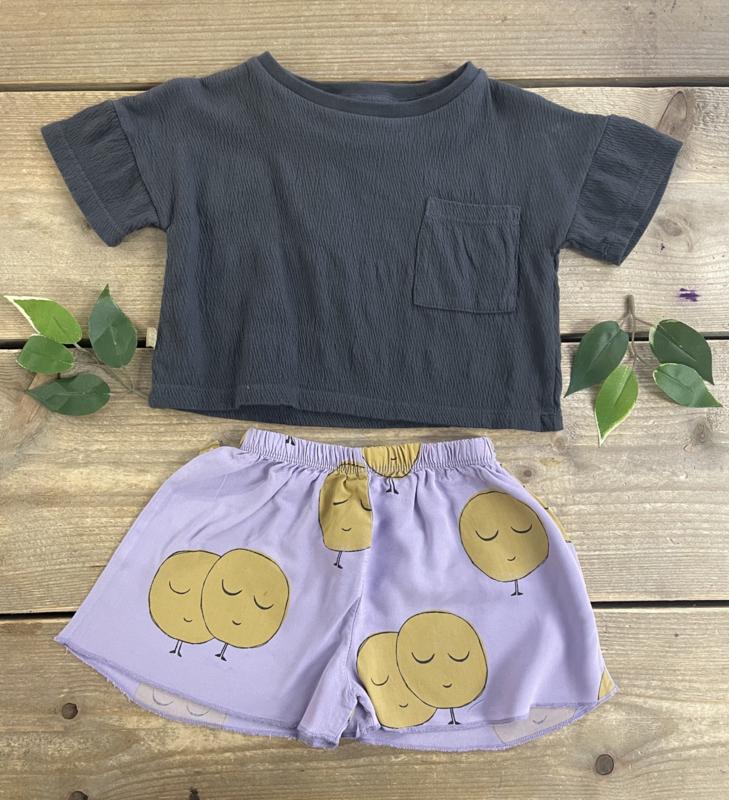 Lötiekids - Flowy Shorts Moons Mauve