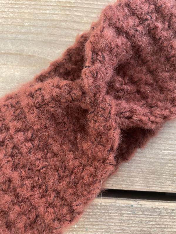 Tante Millie - Koper Knitted Headband 52/54cm