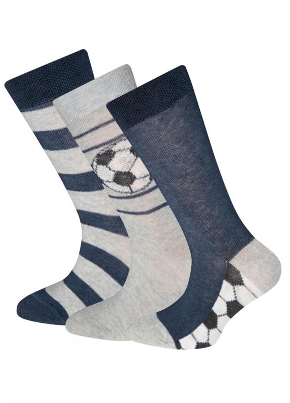 Ewers - Socken 3-Pack Soccer