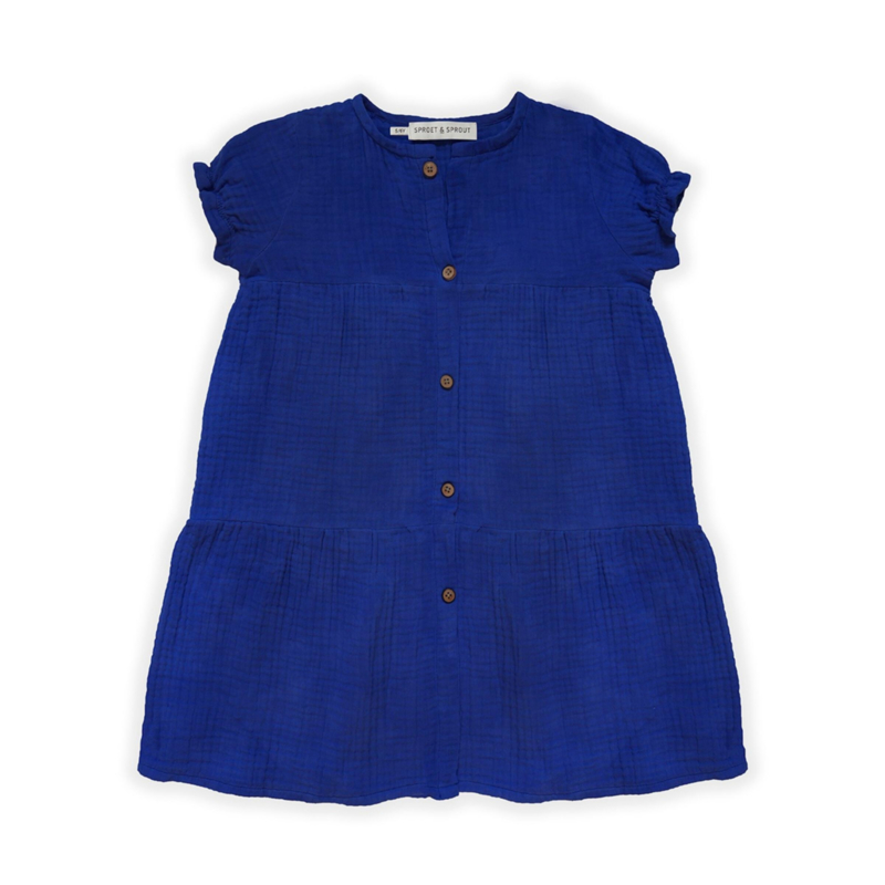 Sproet&Sprout - Dress Cobalt Blue
