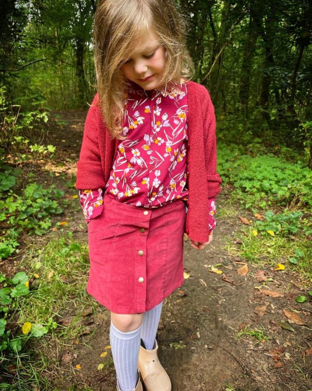 Lily Balou - Lucas Shirt Floral Fall