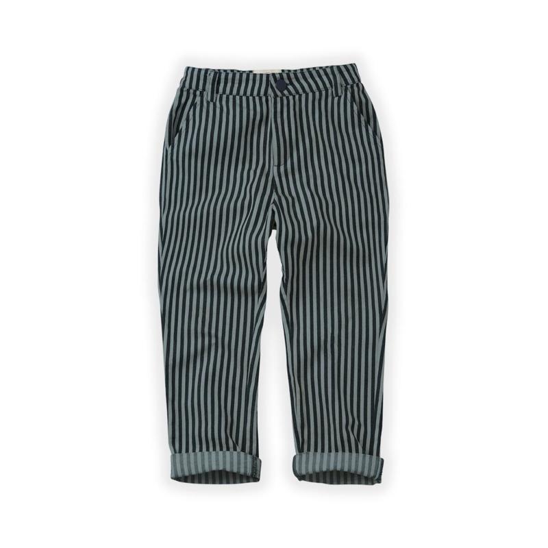 Sproet&Sprout - Chino Stripe Black