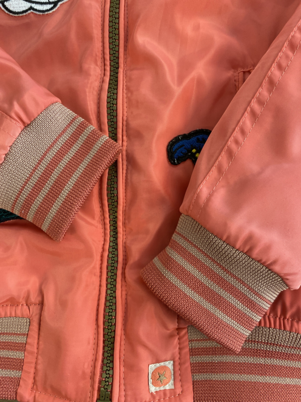 Like Flo - Pink Patches 104