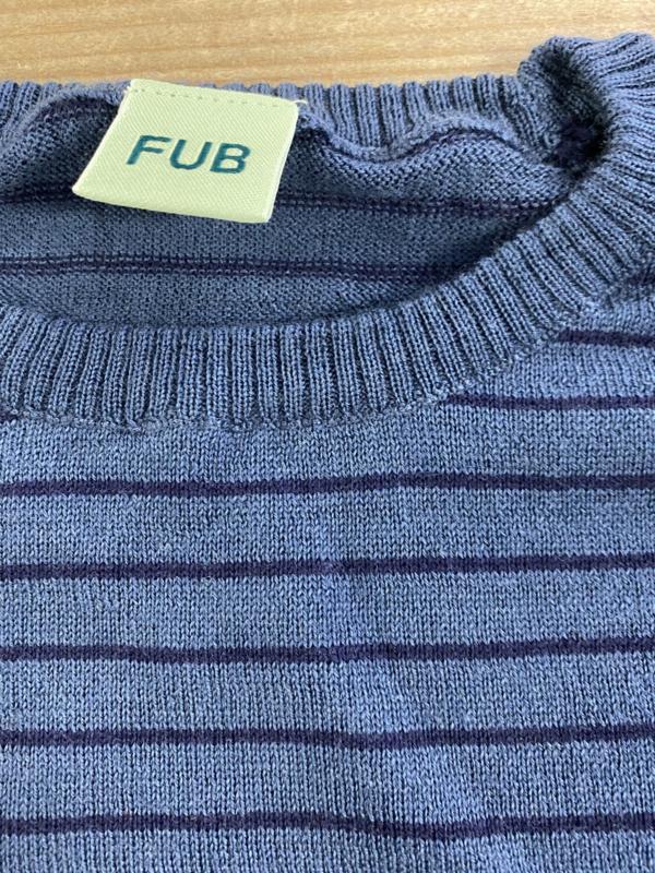 FUB - Blue Stripes 128/134