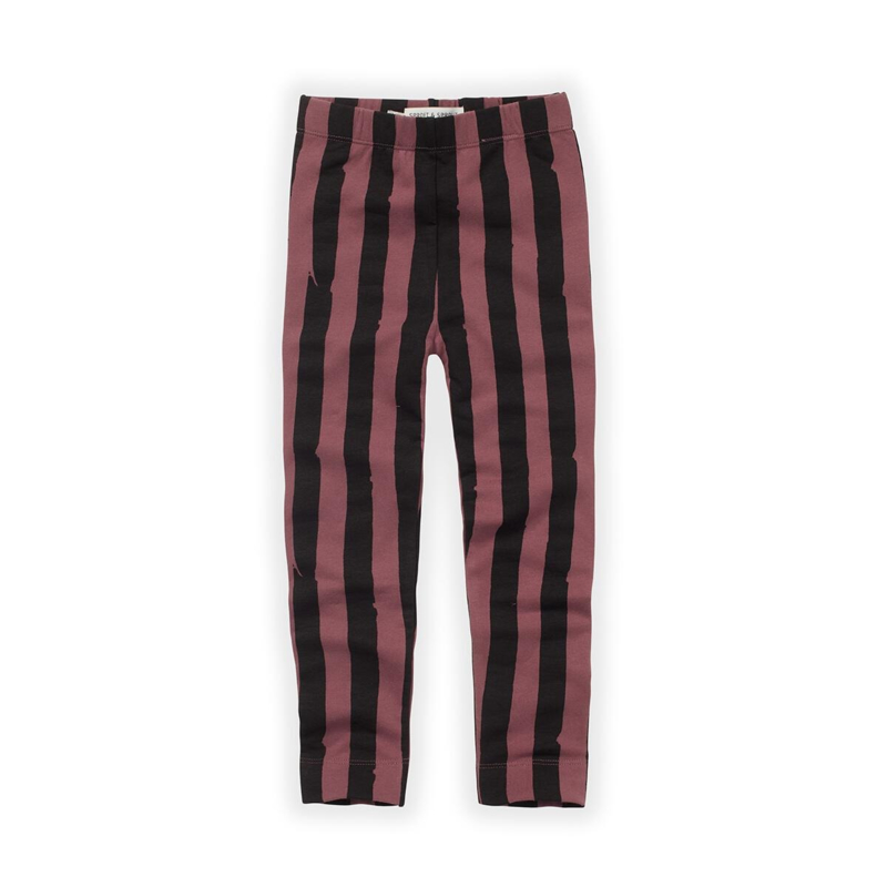 Sproet&Sprout - Legging Painted Stripe Fig