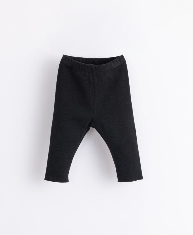 Play Up - Plain Leggings with Recycled Fibres Shape