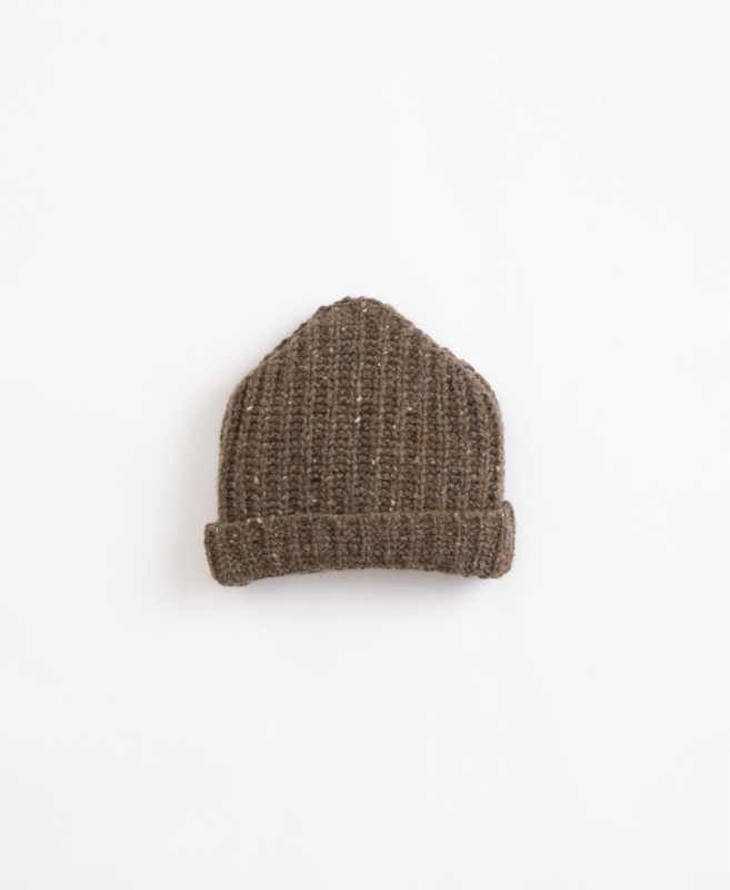 Play Up - Knitted Beanie Coffee