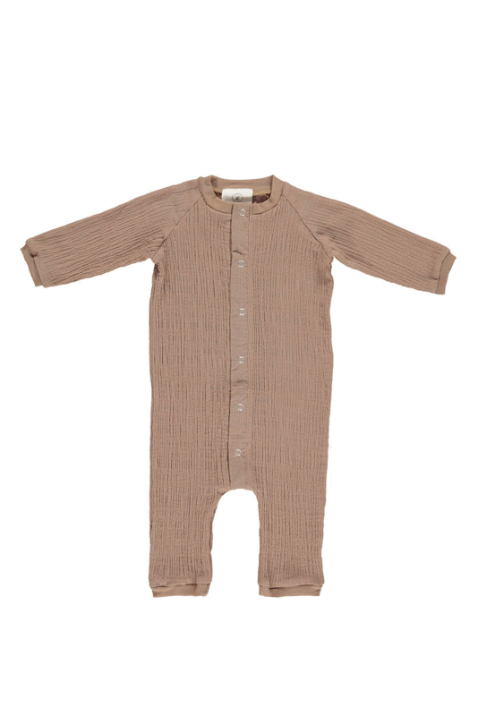 GRO Company - VILLY Baby Suit Mushroom